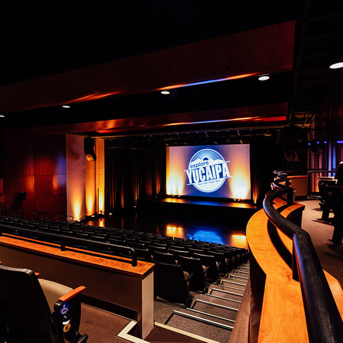 Indoor Theatre