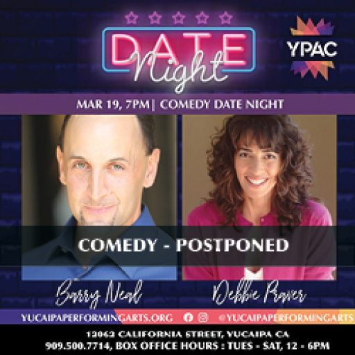 Comedy Date Night